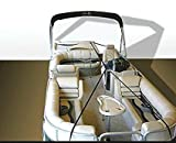 Universal Pontoon Boat Cover Support System by Carver Industries