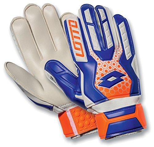 Lotto Glove GK Spider 800Fußballschuh Herren, Herren, weiß/blau, 44