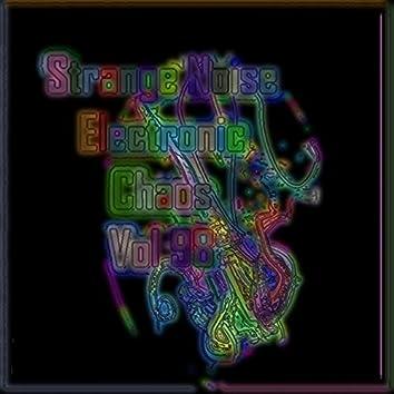Strange Noise Electronic Chaos Vol 98
