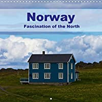 Norway - Fascination of the North (Wall Calendar 2021 300 × 300 mm Square): A journey to the land of steep mountains and deep fjords (Monthly calendar, 14 pages )