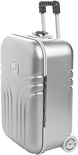 ZSWQ- Juguete de Maleta para Niños Material Plástico Plastic Rolling Suitcase Mini Caja de Equipaje para niños Baby Girls ...
