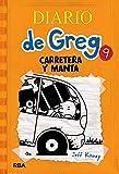 Diario de Greg 9: Carretera y manta: Carretera y manta