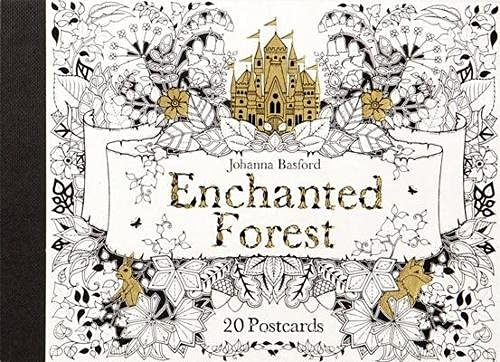 Enchanted Forest: 20 Postcards