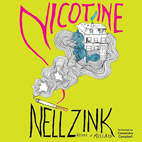 Nicotine audiobook cover art