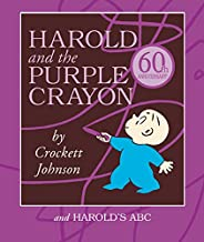Harold and the Purple Crayon Board Book Box Set: Harold and the Purple Crayon and Harold's ABC