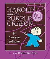 Harold and the Purple Crayon 2-Book Box Set: Harold and the Purple Crayon and Harold's ABC