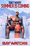 Baywatch – Dwayne Johnson – US Imported Movie Wall