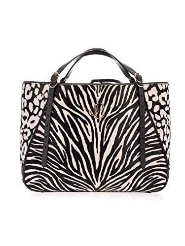 Luxury Fashion | Jimmy Choo Woman VARENNETOTEEWAOXBW Multicolor Leather Handbag | Spring Summer 20