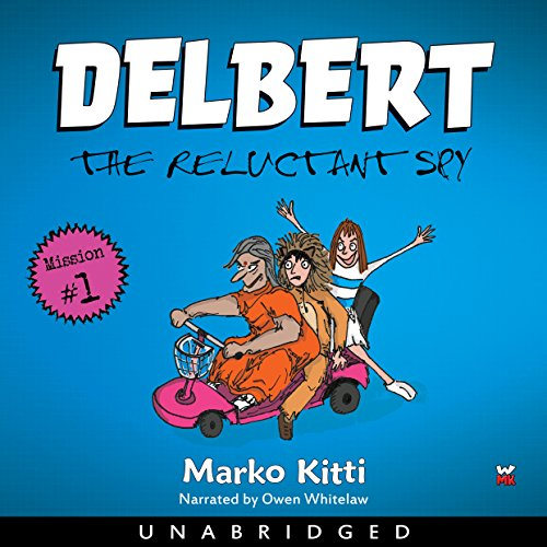 Delbert: The Reluctant Spy Titelbild