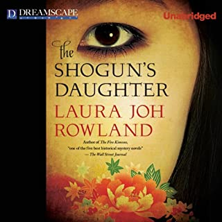 The Shogun's Daughter audiobook cover art