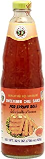 Chili Sauce Sweetened (For Spring Roll) - 32.5fl Oz (Pack of 3)