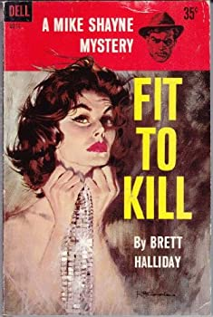 Fit to Kill 0515098108 Book Cover