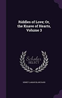 Riddles of Love; Or, the Knave of Hearts, Volume 3