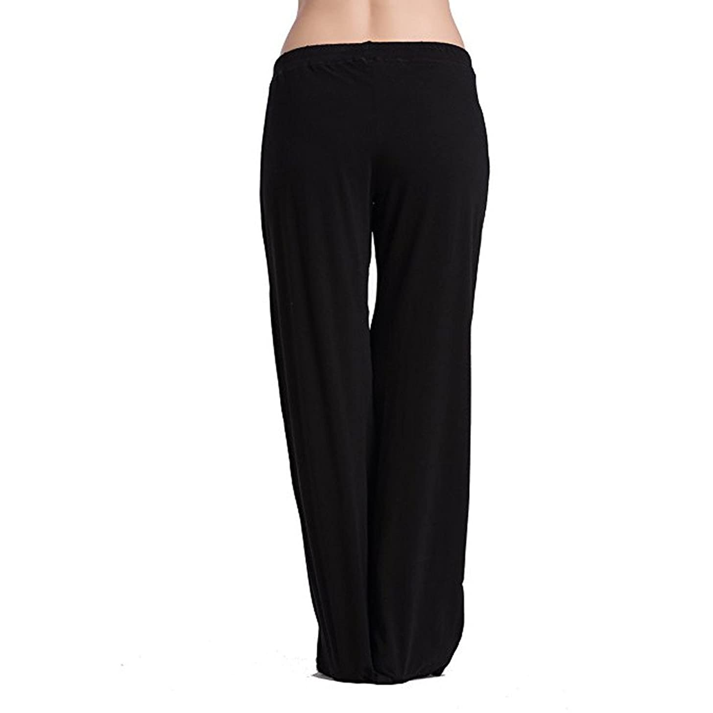 Yoga Pants for Women Gibobby 2019 Fashion Stretch Elastic Soft Fit Casual Sleep Yoga Daily Pajama Pants Trousers Leggings