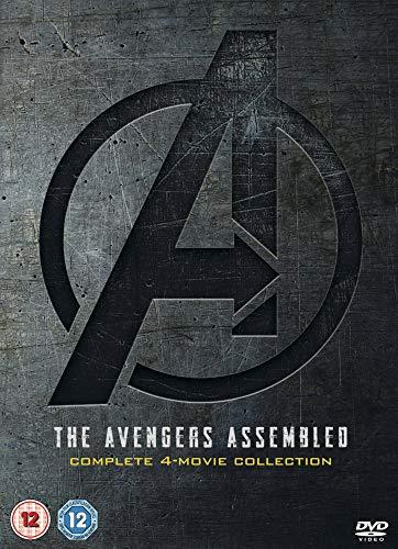 Avengers 1-4 Boxset [Italia] [DVD]