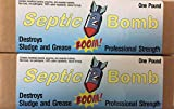 2 Pack of Septic Bomb! Septic Tank & Leachfield...