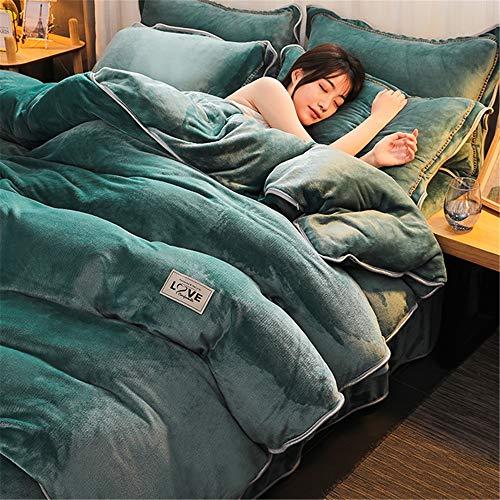 Heqianqian Colcha de color sólido para estudiantes de doble cara, individual y doble, cobija de coral para sofá cama, colcha (color: azul marino, tamaño: 150 x 200 cm)
