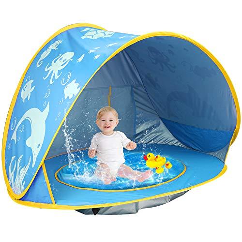 TURNMEON Baby Beach Tent with...