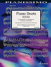 Piano Duets: 50 Originalstücke aus 3 Jahrhunderten. Klavier 4-händig.