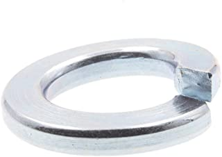 M8 5000 pcs Zinc Plated DIN 125 Type A//ISO 7089-7090 Standard Flat Washers Steel Metric