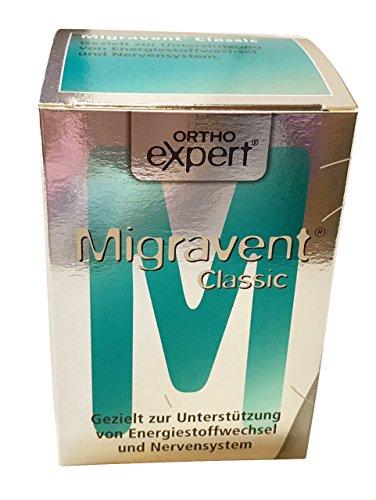 Orthoexpert Migravent classic Kapseln (3 x 120)