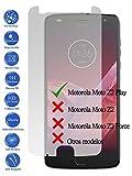 Todotumovil Protector de Pantalla Motorola Moto Z2 Play 5.5 de Cristal Templado Vidrio 9H para movil