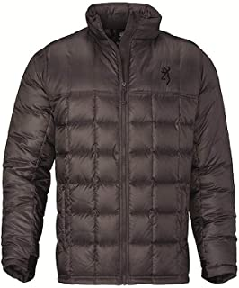 Browning Jacket, Windy Mountain,Down,Char,L