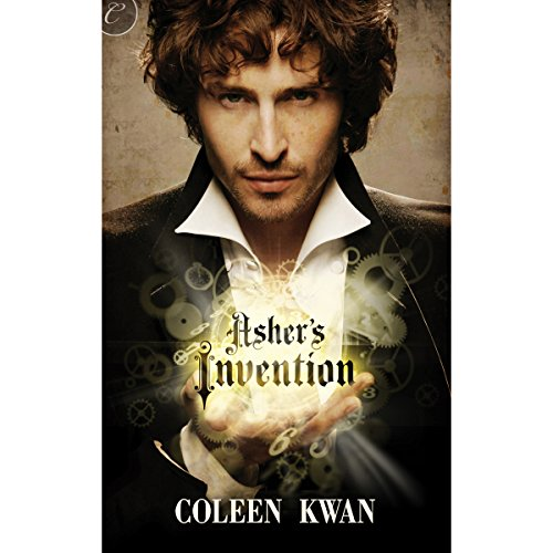 Asher's Invention cover art