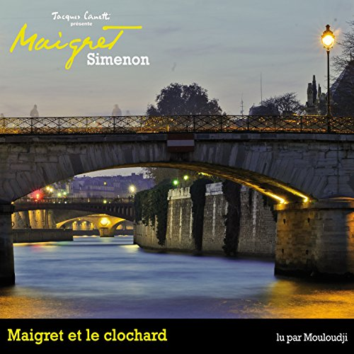 Maigret et le clochard (Commissaire Maigret) cover art