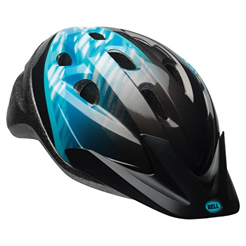 BELL Richter Bike Helmet - Blue & Dark Titanium, 54-58cm