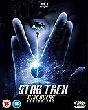 Star Trek Discovery: Season 1 Set (4 Blu-Ray) [Edizione: Regno Unito] [Italia] [Blu-ray]