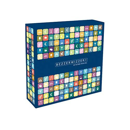 Bezzerwizzer - Nederlandse Editie - Triviaspel met 3000 vragen in 20 categorieën - Voor de hele Familie - Taal: Nederlands