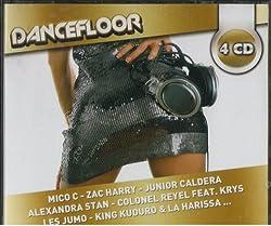 Coffret 4 CD Dancefloor