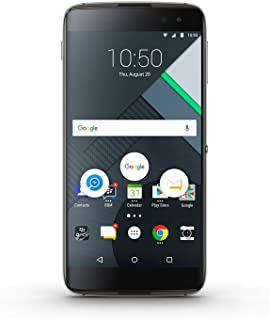"Blackberry DTEK60 (BBA100-2) 32GB Earth Silver, 5.5"", 4GB RAM, (GSM Only, No CDMA) Unlocked International Model, No Warranty"