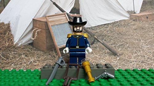 LEGO Civil War Union General Ulysses S. Grant.
