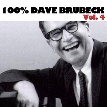 100% Dave Brubeck, Vol. 4