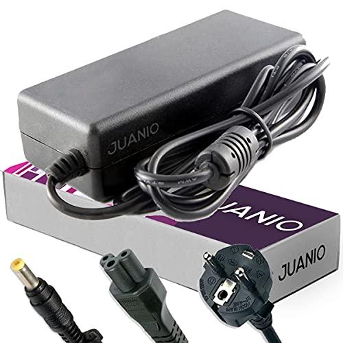 Cargador Adaptador para Toshiba Satellite Pro C850-113 75W 19V 3,95A 2.5mm 5.5mm - JUANIO -