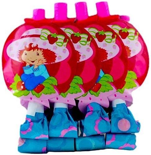 descuento de ventas Strawberry Shortcake 'Bestfriends' Blowouts   Favors (8ct) by Designware Designware Designware  precio razonable