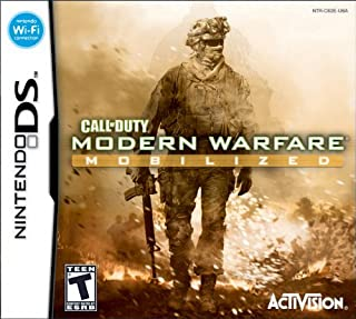Call of Duty: Modern Warfare: Mobilized - Nintendo DS