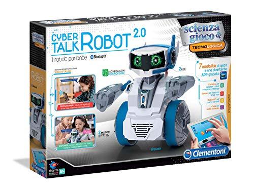 cyber robot auchan