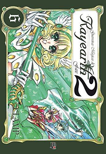 Guerreiras Mágicas de Rayearth- Especial - Vol. 6