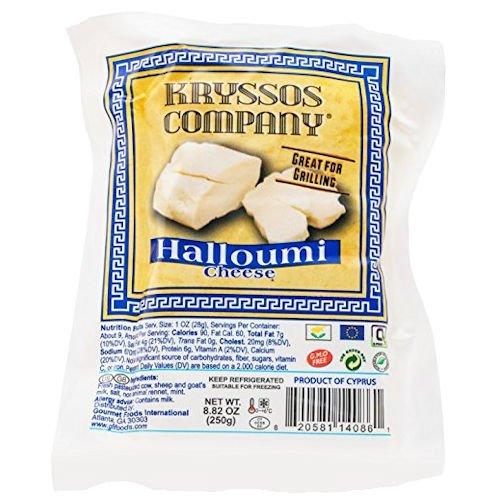 Kryssos, Halloumi Cheese (4 pack)