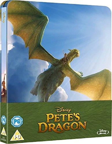 Pete's Dragon 2016 Uk walt disney Exclusive Limited Edition Steelbook Blu-ray Region Free