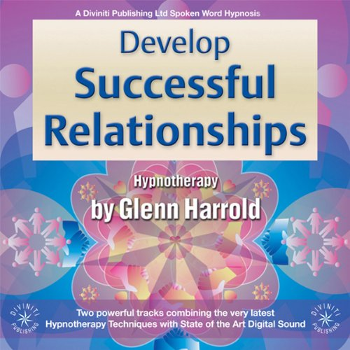 Develop Successful Relationships audiobook cover art