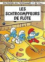 Une histoire des Schtroumpfs - Les schtroumpfeurs de flûte de Peyo