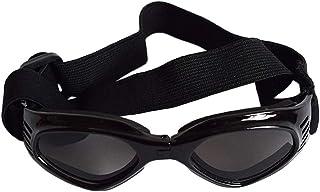 4d55120ede POPETPOP Perros Gafas de Sol Perro Gato Gafas Gafas Gafas Mascotas (Negro)