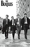 Trends International Beatles-in London Wall Poster, 22.375