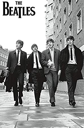Beatles Poster - Perfect Dorm Decoration for Guys