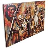 Phoenixarts Havana Metallbild 3D Kuba Bild Che Guevara - 120x80 - über 40 Motive - 393