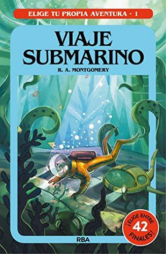 Viaje submarino: Elige tu propia aventura 1